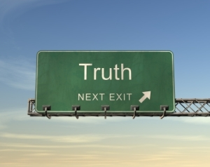 truth sign